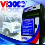 Equipo VI3000 receptor de Tarjetas Inteligente