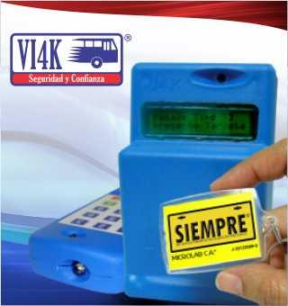 Equipo receptor VI4K para producto siempre